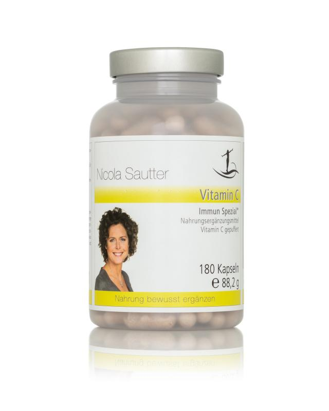 Vitamin C Immun Spezial, 180 Kapseln