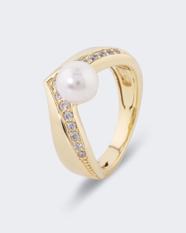 Pfeffinger Ring MK-Perle 7 mm Must-Have Blogpost 5203