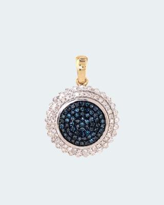 Diamantanhänger 0,25 ct