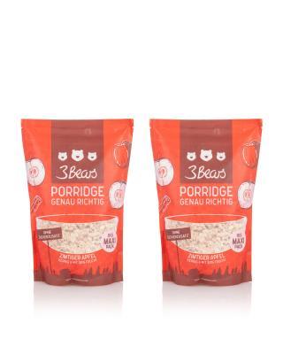 Porridge Family Pack, 2x 1 kg