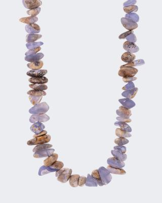 Collier aus Chalcedon