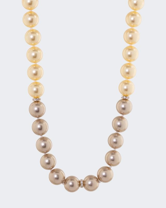 Collier MK-Perle 12mm