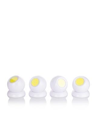Multifunktions-360°-Leuchte, 4tlg.