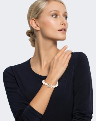 Flexarmband MK-Perle 10 mm