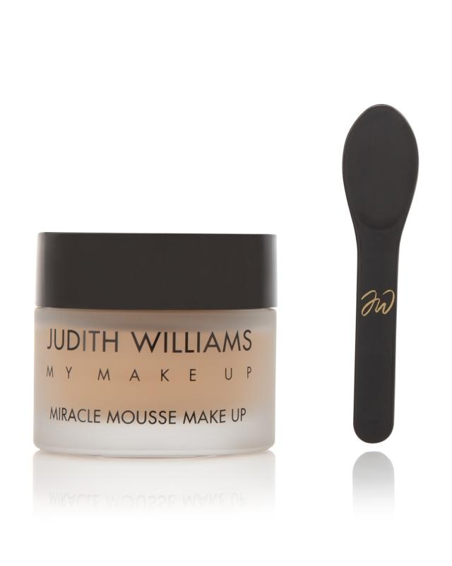 Miracle Mousse Make Up + Spatel