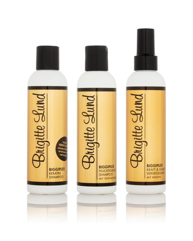 Shampoo & Kraft Set
