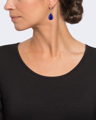 Ohrhänger mit Lapislazuli