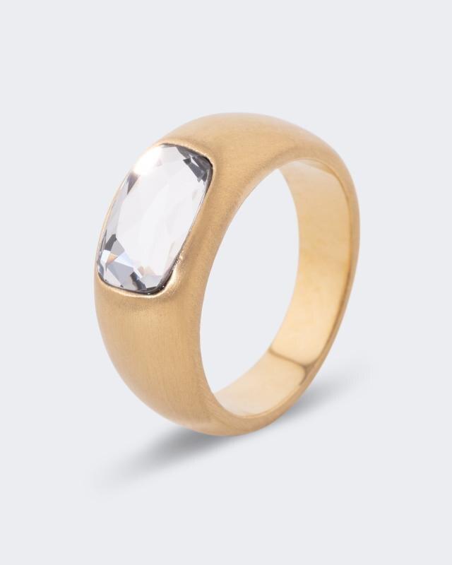 Magnetring mit Swarovski Kristall®