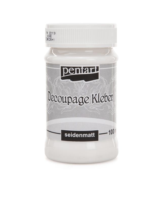 Decoupage-Kleber