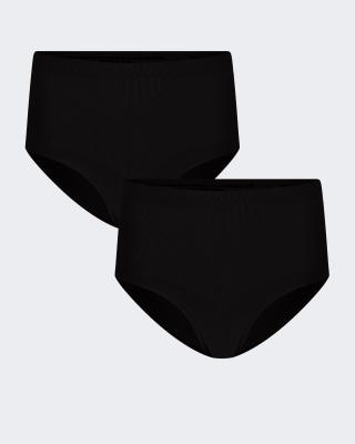 Komfort Taillenslip, 2tlg.