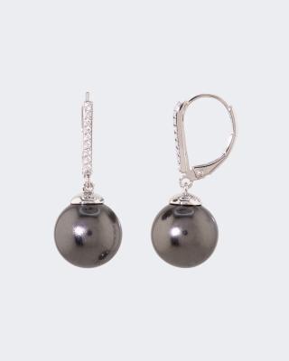 Ohrhänger MK-Perlen 12 mm