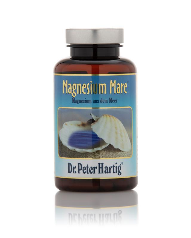 Magnesium Mare, 120 & 10 Kps. gratis