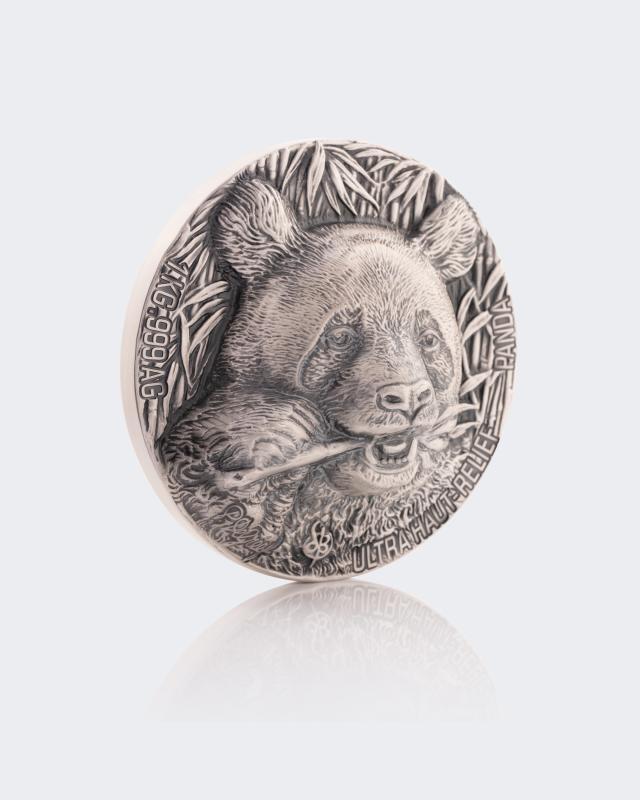 Silberkilo Ultra Haut Panda 2020