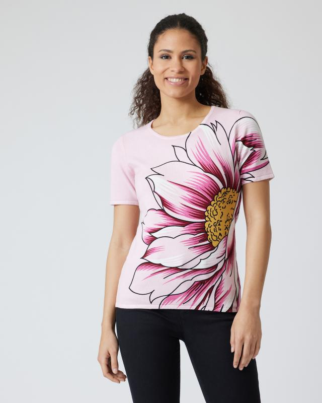 """Classic Pullover """"Sommerblume"""""""