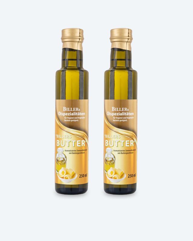 Butteröl, 2x 250 ml