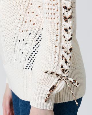 Pullover Grobstrick