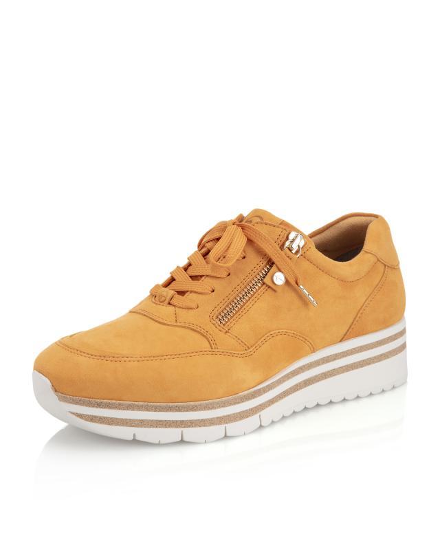 Tamaris Pure Relax Sneaker mit Plateau-Sohle