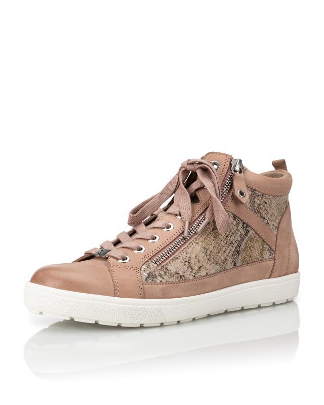 Sneaker mit Reißverschlüssen
