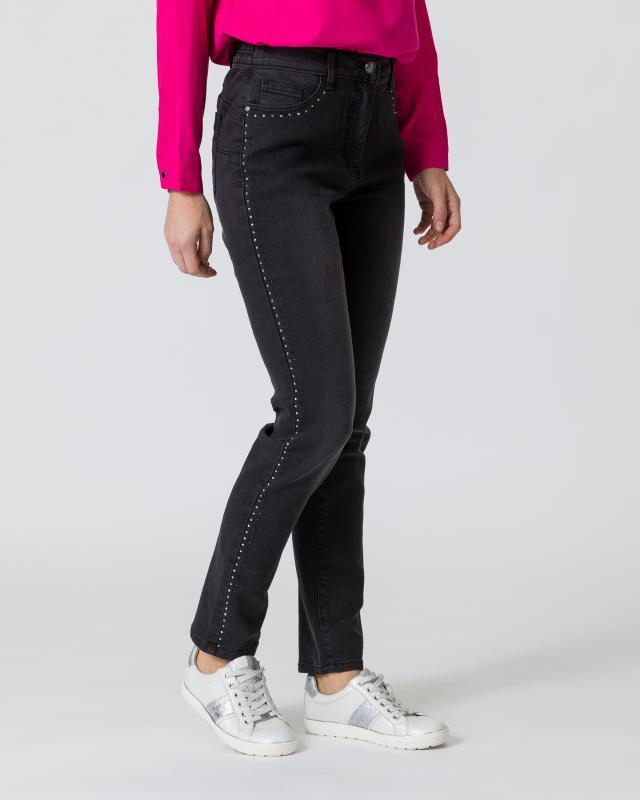 Jeans mit Strassstein-Deko