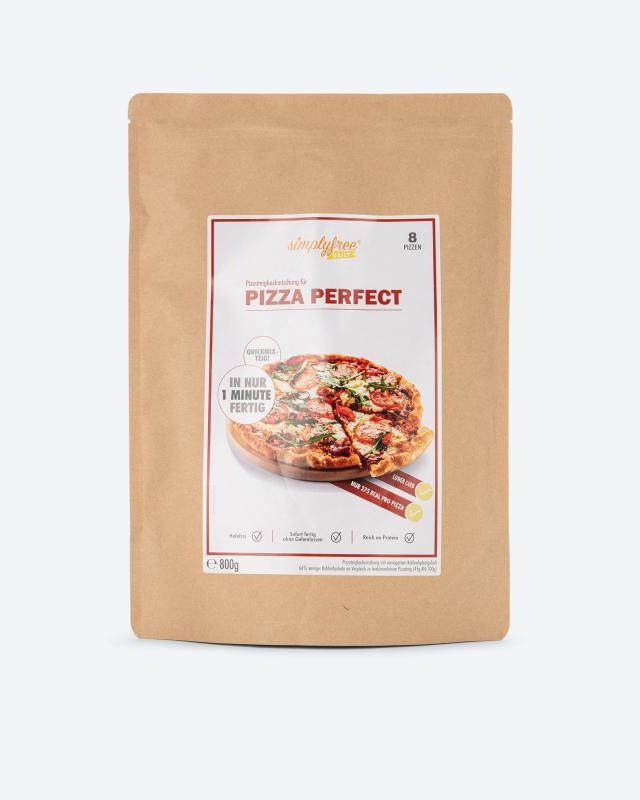 Pizzateig Perfect 800 g