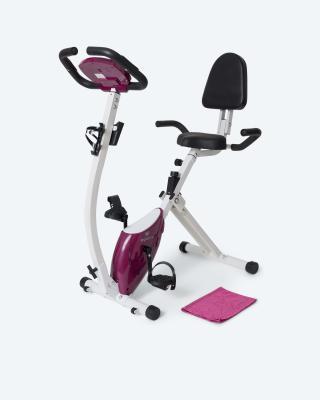 Easy Bike 2.0 Heimtrainer & Handtuch