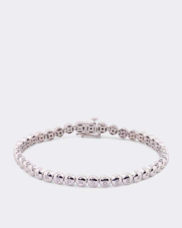 Diamantarmband mit 0,15 Karat