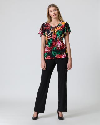 Shirt mit Dschungeldruck