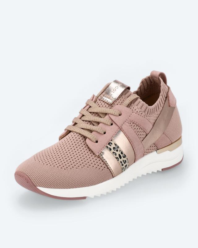 Strick-Sneaker