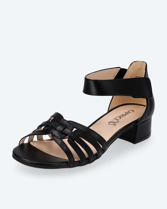 Sandalette im Riemchen-Design