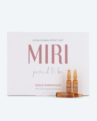 Gold-Ampullen