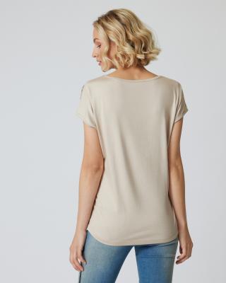 Shirt mit Fantasie-Druckmix