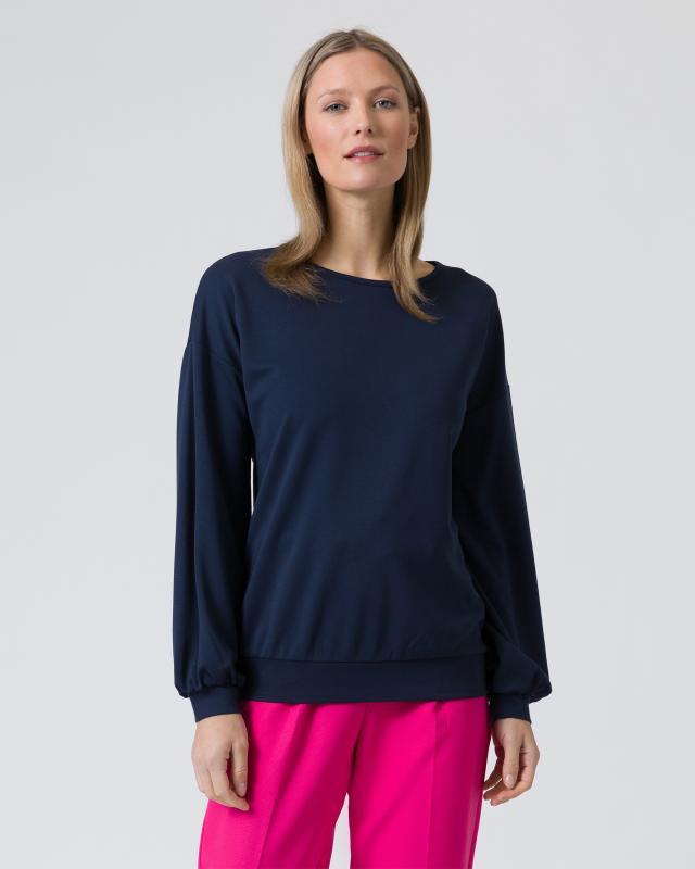 Sweatshirt mit weitem Arm