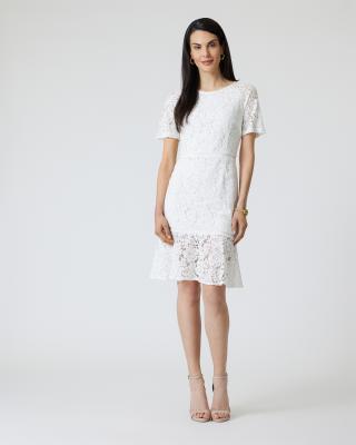 Sommerkleid aus Spitze