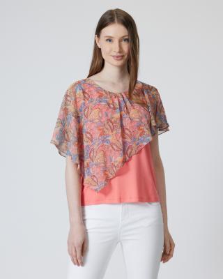 Chiffon-Shirt und Top