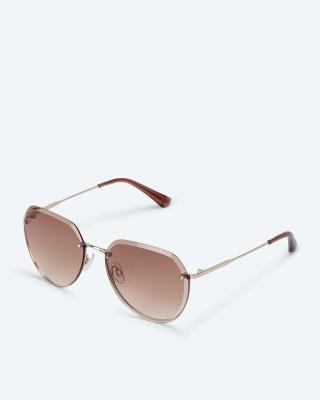 Sonnenbrille, randlos