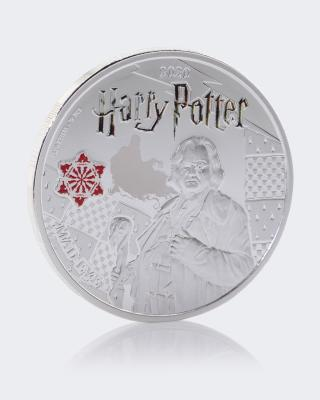 Gedenkmünze Harry Potter - Mad Eye