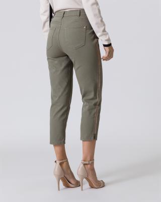 5-Pocket-Hose mit Galonstreifen