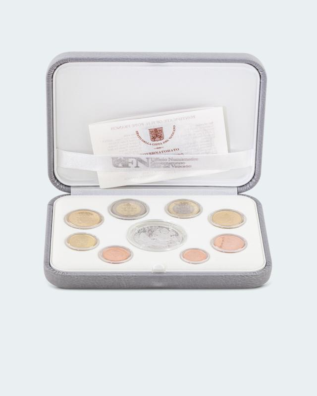 Vatikan Kursmünzensatz