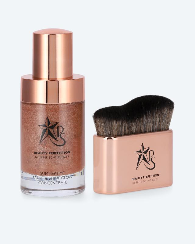 Summertime Scent & Shine Glow Concentrate