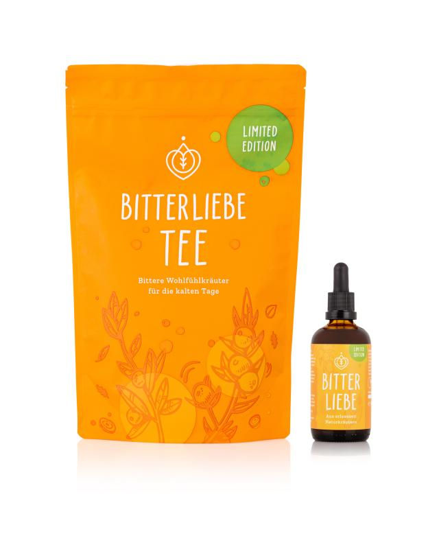 Tropfen 100 ml & Tee 150 g Ltd. Edition
