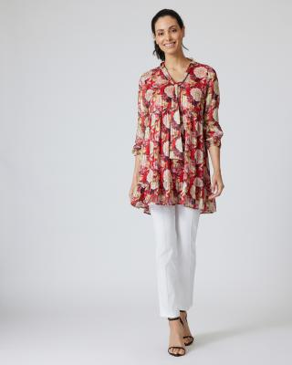 Tunika-Kleid