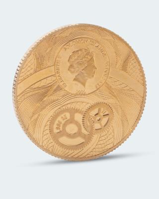 Autitium Goldmünze
