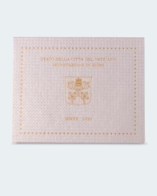 Vatikan Kursmünzensatz 2020