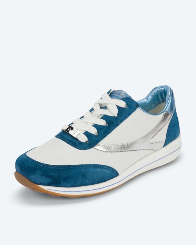 Sneaker mit Farbmix
