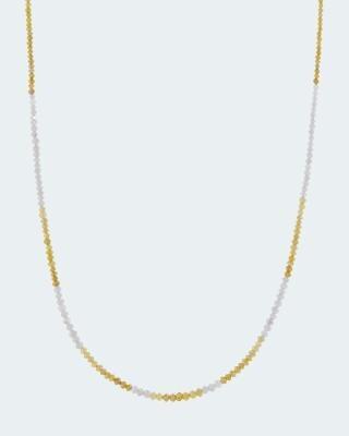 Diamantcollier mit 15,0 Karat
