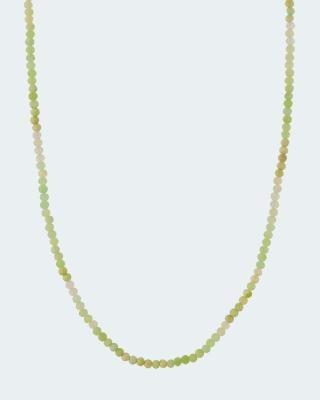 Collier mit Opal