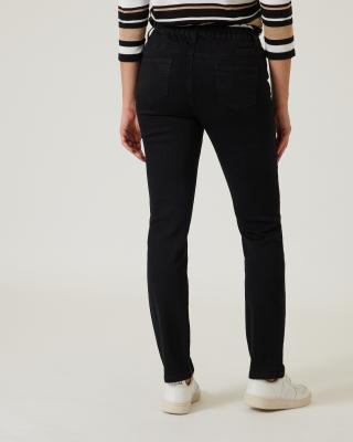 Jeans mit Ankerverzierung