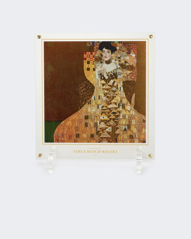 "Sammlermünzen Reppa Silbermünzbarren Gustav Klimt ""Adele"""