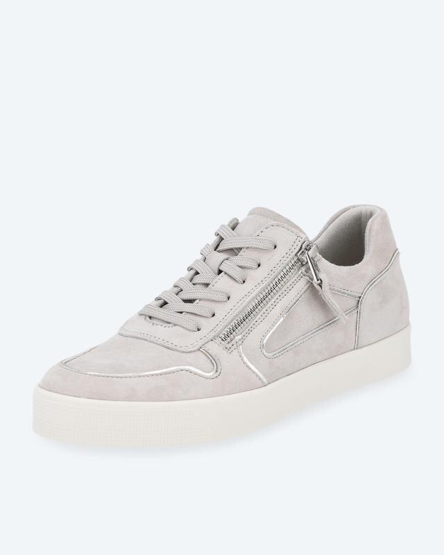 Sneaker mit Reißverschluss