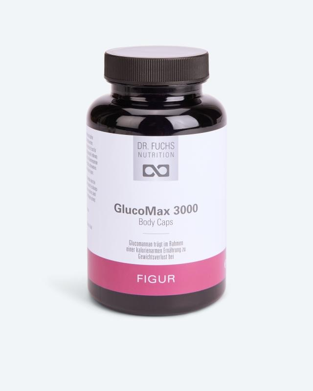 GlucoMax 3000 Body Caps, 120 Kapseln